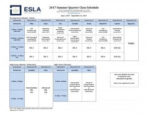 RH Summer 2017 Schedule 7.6.17-1